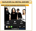 ALPLAYER for METAL SAFARI�Υ����꡼����