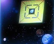 宇宙ヨット「イカロス」