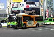 都営バス王40系統とその仲間たち