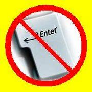 リターンキーを押してください。