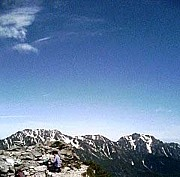 山のパワースポット