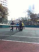 豊中で楽しくテニスしようよ