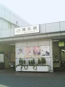 尾久駅で降りる人