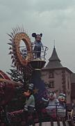 ディズニーのパレードで泣ける!!