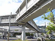 陸橋・歩道橋が好き