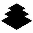 三階菱 家紋