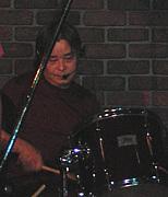 Drummer 田中清司