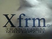 xfrm トランスフォーム