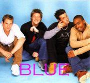 Blue=ブルー