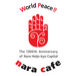 "World Peace Cafe ""nara cafe"""