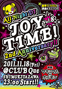 【DJ EVENT】JOY TIME!