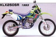 KLX250SR