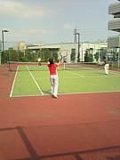 千葉っ子1面DEテニス☆