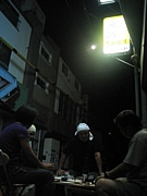 居酒屋まえかわ(PM9時過ぎ)