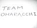 TEAM  OHARACCHI