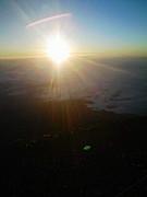はぐくむ富士山