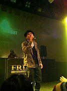 水戸R&B Singer「Eight」