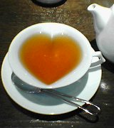 職業 お茶。