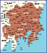 栃木は関東地方です。