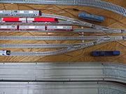 鉄道模型自動運転制御の研究
