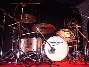 ドラム録音研究!!
