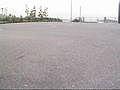 城南島 インラインスケート
