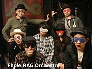 F hole RAG Orchestre