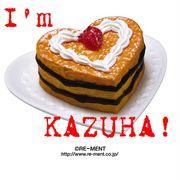 ฺ I'm KAZUHA♪