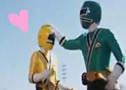 第6幕の緑と黄色