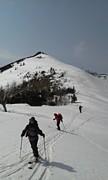 岩手の山とスキーと温泉と私
