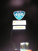 国道486号線