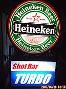 Shot Bar TURBO