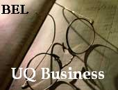 UQ Business / BEL faculty