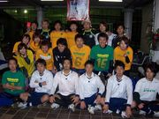 comoesta aoyama futsal familia