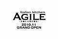 Italian kitchen AGILE