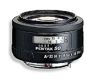 PENTAX  FA 50mm  1.4