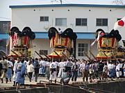 川之江秋季大祭