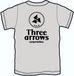 Threearrows オリジナルTシャツ