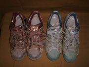 ボロボロの靴が捨てられない