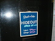 ダーツBAR HIDE OUT