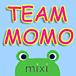 TEAM MOMO mixi