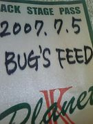 BUG'S  FEED