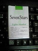 SevenStars Lights Menthol