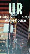 URBAN RESEARCH ware house