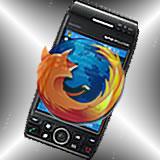 W-ZERO3 で Firefox