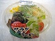 たっぷり野菜のサラダラーメン