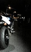 バイクで夜中の箱根を走ろう♪