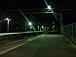 根府川駅で貨物列車を見る