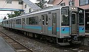 JR東日本・E127系