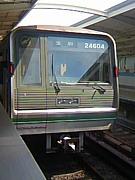 大阪市営地下鉄24系